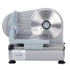 """Commercial 7.5"""" Blade Electric Meat Slicer 150w 0-19mm Deli Food Cheese Veggies"""