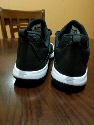 blanco 908973 5 Zapatillas de 11 tamaño Nike atléticas de baloncesto Men negro 001 estilo deporte U8qUPO