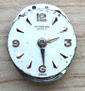 Iwc-International-Watch-Co-Cal-431-13-3mm-Pas-Marche-pour-Parts-Volant-Sans