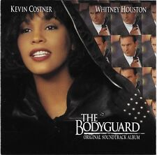 The Bodyguard 1992 Original Motion Picture Soundtrack by Arista Records CD