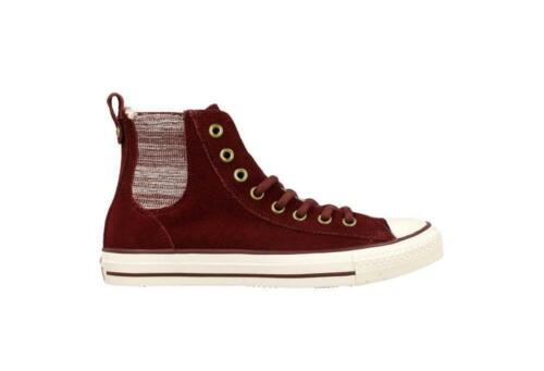Fur 549598c With Trainers Ct Winter Bordeau Suede Converse Chelsee Womens 6T0qw