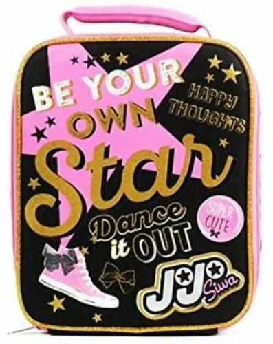 JOJO SIWA NICKELODEON DANCE MOMS PVC /& Lead-Safe Lunch Tote Bag Box NWT  $20