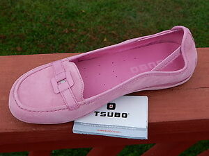 "TSUBO  ""INGA""   ATHLETIC LEATHER SHOES  WOMEN SIZE 6 medium   EURO 37    NEW"