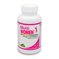 Multi Women / Vitamins and Minerals. Antioxidant. Immune System Support