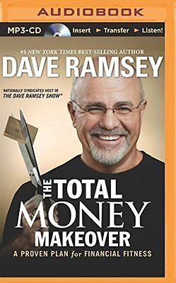 The Total Money Makeover: A Proven Plan for Financial Fitness MP3 CD