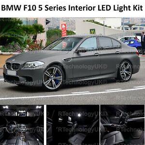 2018 Premium Bmw F10 5 Series Full Led Light Upgrade White Xenon