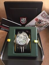 LUMINOX LIMITED EDITION #568 OF 999 TONY KANAAN RACING CHRONO 1142 NIGHT VISION!