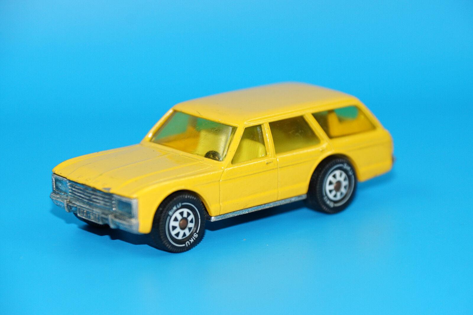 Siku Ford-Granada Turnier 3.0 , yellow (J849