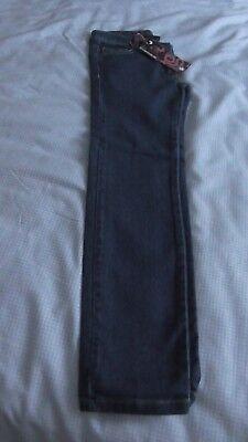Coscienzioso 2 Paia Di Ragazza, S Denim Jeans Taglia 10/11 Da Tg Nuovo Con Etichetta-mostra Il Titolo Originale