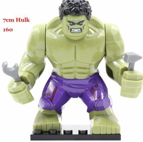 Marvel Minifigures XMen Avengers Stan Lee Spider Man Wolverine Venom Hulk Venom
