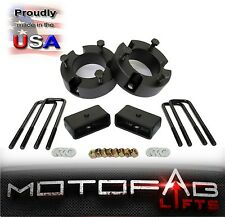 """3"""" Front and 2"""" Rear Leveling lift kit for 1999-2006 Toyota Tundra MADE IN USA"""
