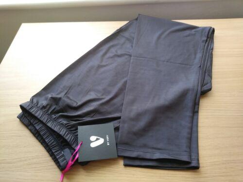 tags FREE POSTAGE V by very Ladies wet look Black Leggings Size 10  new