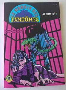 Le-Manoir-Des-Fantomes-album-4-DC-artima-color-super-star-interieur-decolle