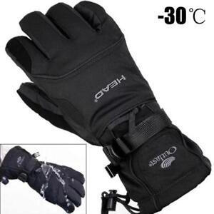 Fleece-Snowboard-Gloves-Snowmobile-Motorcycle-Riding-Windproof-Waterproof-Unisex