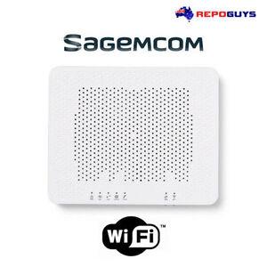 SAGEMCOM-OPTUS-ADSL2-amp-NBN-WIRELESS-MODEM-ROUTER-FAST-3864-NEW