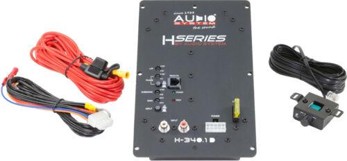 Audio System H-340.1 D Hifi Aktivmodul Aktiv Verstärker Bass 235W Aktivbass Digi