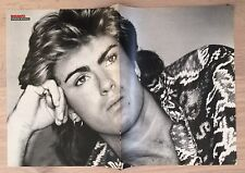 BRAVO POSTER George Michael - Wham - Nena - 80er Jahre !!!