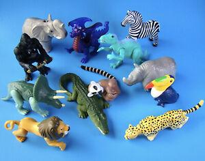 McDonald-039-s-Vintage-Disney-Animal-Kingdom-Set-of-All-12-Happy-Meal-Toys-1998