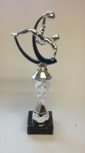 Silver-mens-boys-football-trophy-sport-award-Free-engraving-370mm