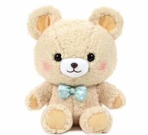 Amuse-Valentine-x-Nuikuma-Chikku-Dressed-Up-Bear-Plush-Large-38cm-Japan