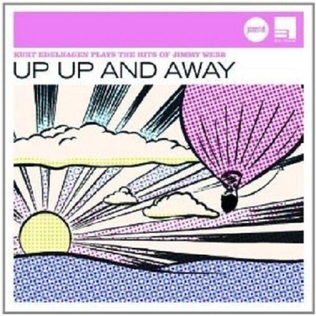 KURT EDELHAGEN - UP,UP AND AWAY (JAZZ CLUB)  CD NEU