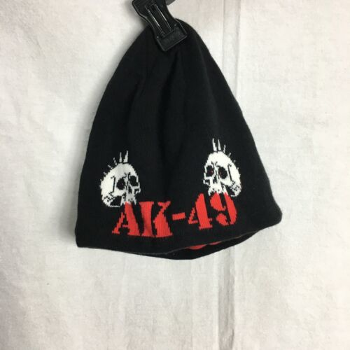 AKFORTYNINE HARDCORE CLOTHING BEANIE