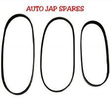 Toyota Estima Emina Lucida 2.2TD Power Steering Alternator & Air Con Belt x 3