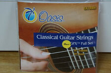 Oasis GPX + High Tension Classical Guitar Strings