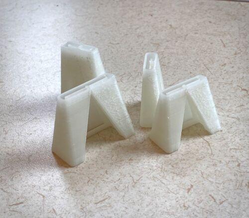3D Printed Stitching Ironing Tool Folder Bias Tape Maker 4-Pack