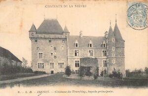 Isenay-Castle-of-the-Tremblay-Facade-Main