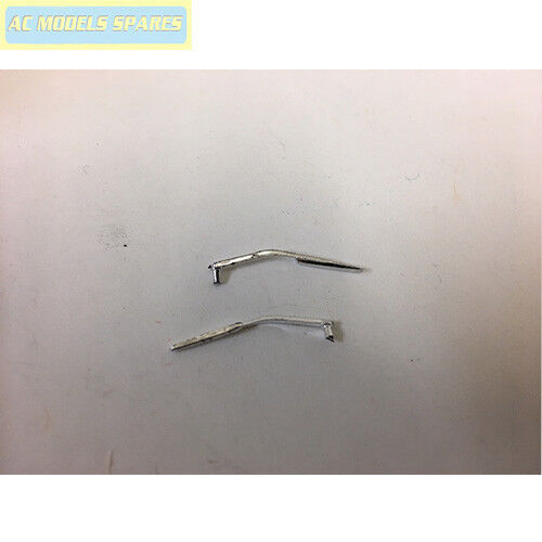 Chrome Corgi Spare GM Fishbowl Wiper Pair