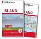 MERIAN live! Reiseführer Island von Dörte Sasse (2015, Taschenbuch)