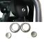 Jaguar XF//XFL XE F-Pace F Pace x761 E-Pace Chrome headpillow ajuster Cover Trim