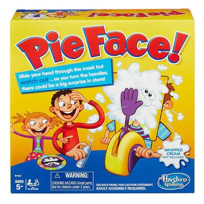Spiel Pie Face