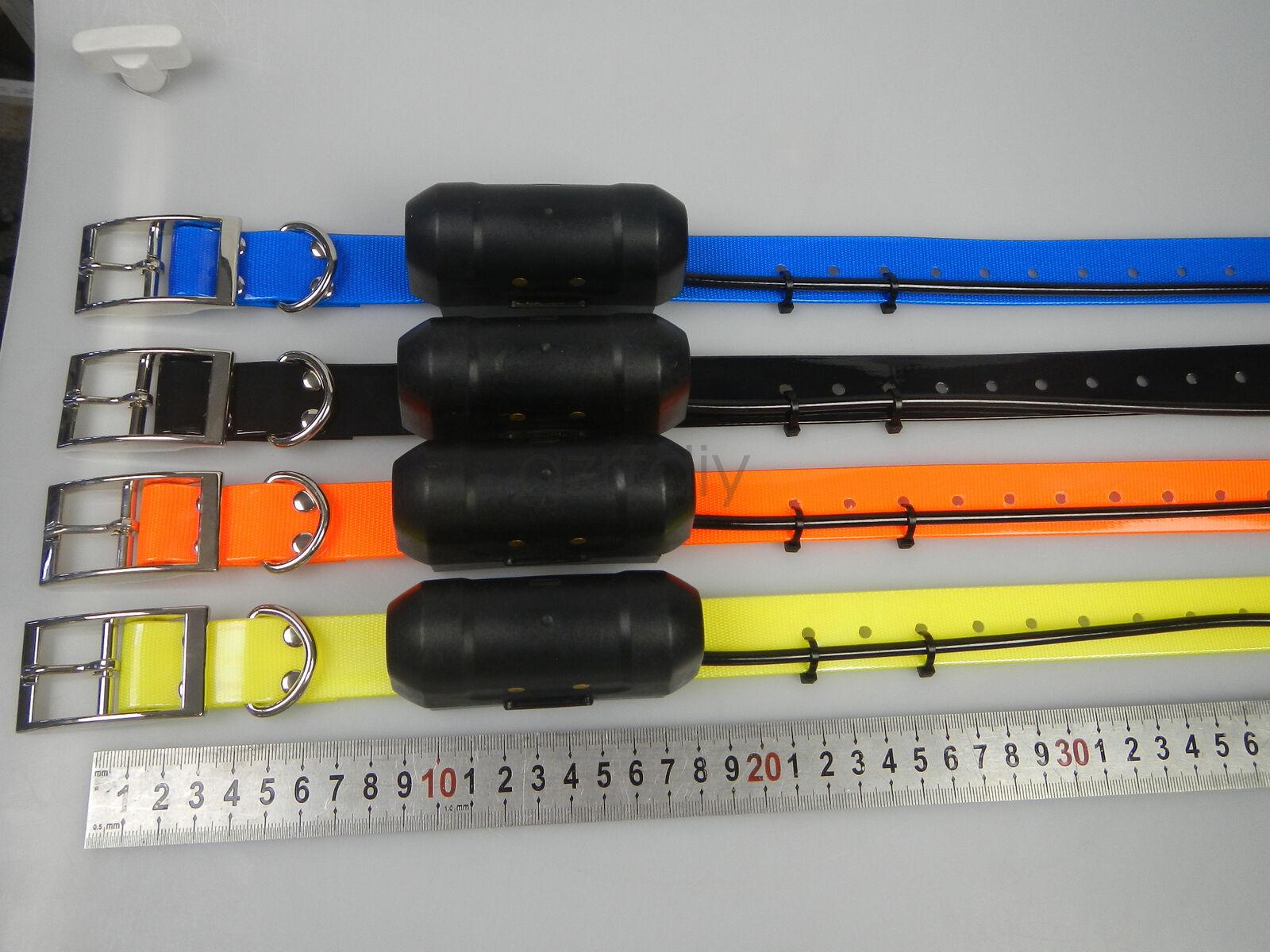 4  GARMIN DC40 GPS GPS GPS Seguimiento Perro Collar de EE. UU. versión Correas Amarillo Naranja Negro azul 756c34