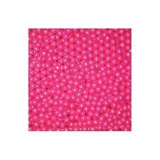 Edible Sugar Pearls Dragees Decoration Balls - PINK 2 oz.