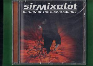 SIR-MIX-A-LOT-RETURN-OF-THE-BUMPASAURUS-CD-NUOVO-SIGILLATO