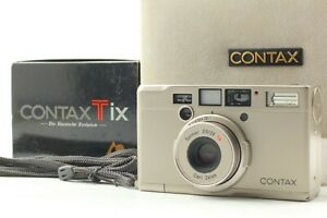 N-MINT-in-BOX-Contax-Tix-Carl-Zeiss-28mm-f2-8-APS-Filmkamera-aus-Japan-341