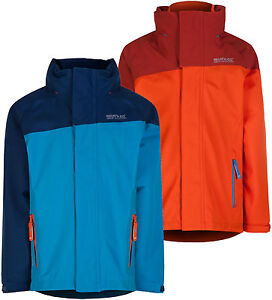 147d98cfc56e Regatta Hydrate 3-in-1 Kids Waterproof Coat Fleece Inner Jacket