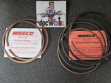 Kawasaki Kx500 1988-2004 Nuevo Wiseco Aro del pistón conjunto 87,5 Mm 1,5 Mm Oversize 3445td