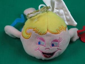 SILLY-SLAMMERS-BOULES-DINGUES-CUPID-ANGEL-WING-TALKS-VALENTINE-PLUSH-LOVE-STRUCK