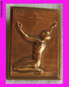 Bg3952 - Insigne Fete Nationale 1947 Suisse 9mcllrzu-07225715-911517925