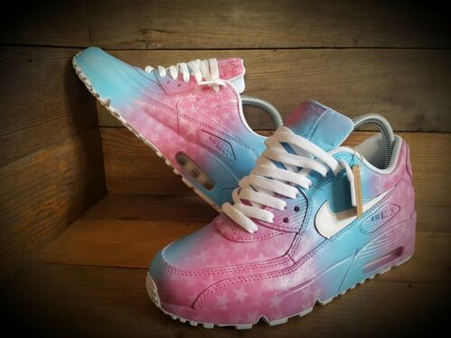 Nike Air Max 90//Custom Painted//Limited Edition//ID//Force1//Baby//Infant//Toddler