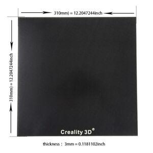 Creality-CR-10-10S-300-3D-Printer-Glass-Bed-Heat-Plate-310X310mm