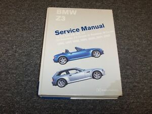 1996 1997 1998 1999 bmw z3 workshop shop service repair manual rh ebay com 1997 bmw z3 1.9l roadster owners manual 97 bmw z3 owners manual