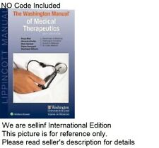 Washington Manual Of Medical Therapeutics 35th Edition Pdf