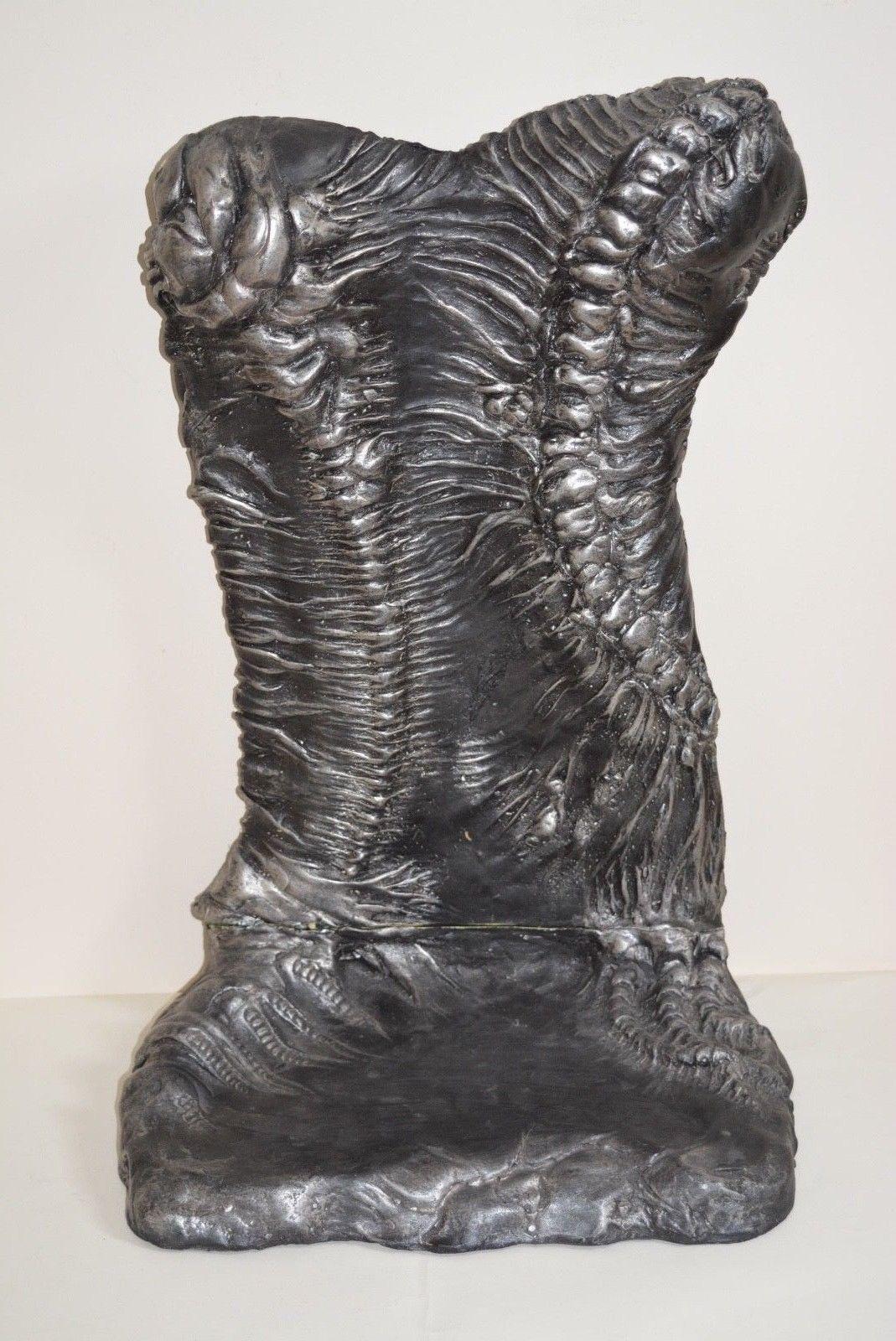 Thomas Kuntz Vintage Art Sculpture Aliens Alien Diorama Base 1 6 Scale Giger