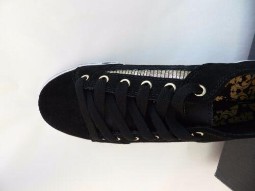 Uk8 Cuir Femme Vans Rss 42 Dvs Baskets Chaussures 5 Globe 5 Tennis Dc Etnies New RqY7R