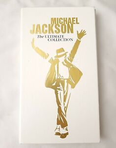 MICHAEL JACKSON The Ultimate Collection (4/5 Disc Box Set) MISSING 4