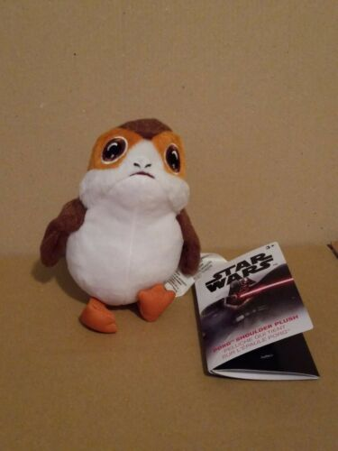 Star Wars PORG Mini Magnetic Shoulder Plush
